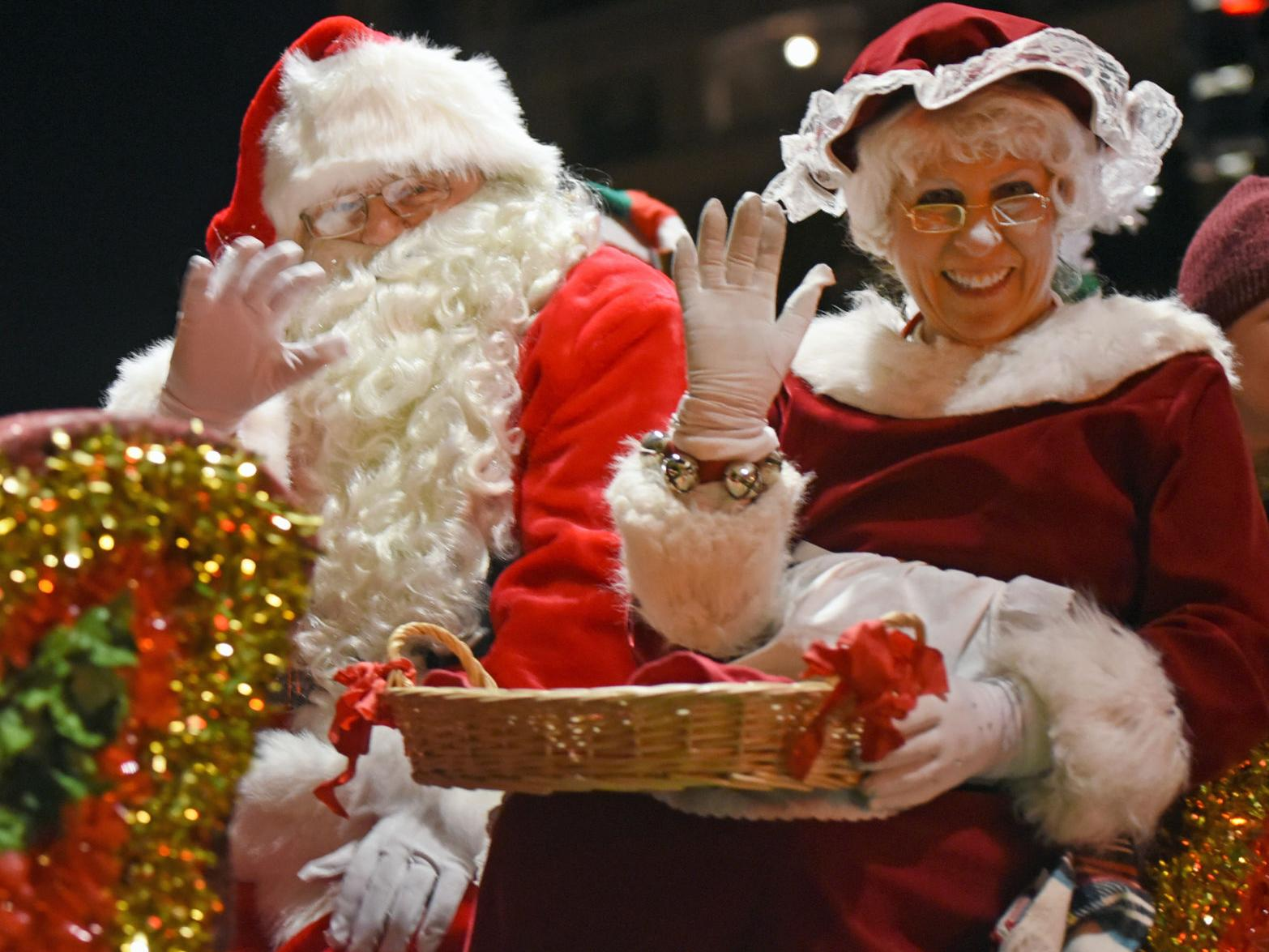 Salem Mo Christmas Parade 2021 Winston Salem Jaycees To Hold Reverse Holiday Parade On Saturday Local News Journalnow Com