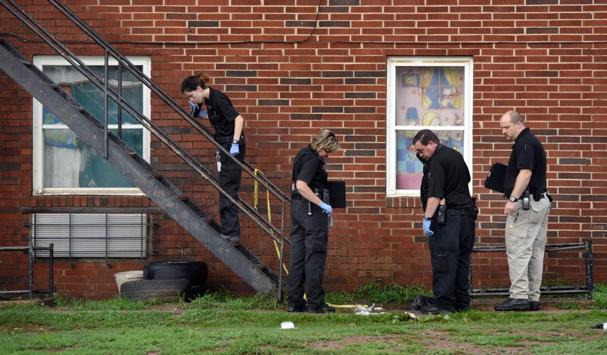 Rural Hall man convicted of fatally shooting Winston-Salem