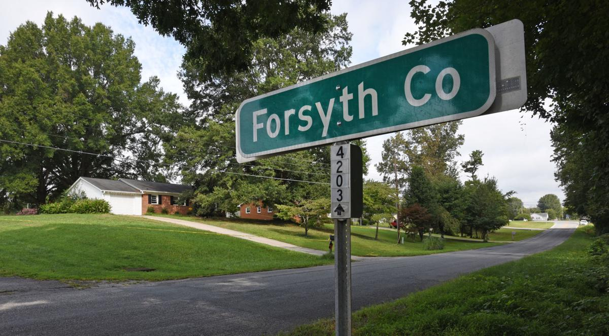Man killed in shooting on Reid Road  Forsyth County
