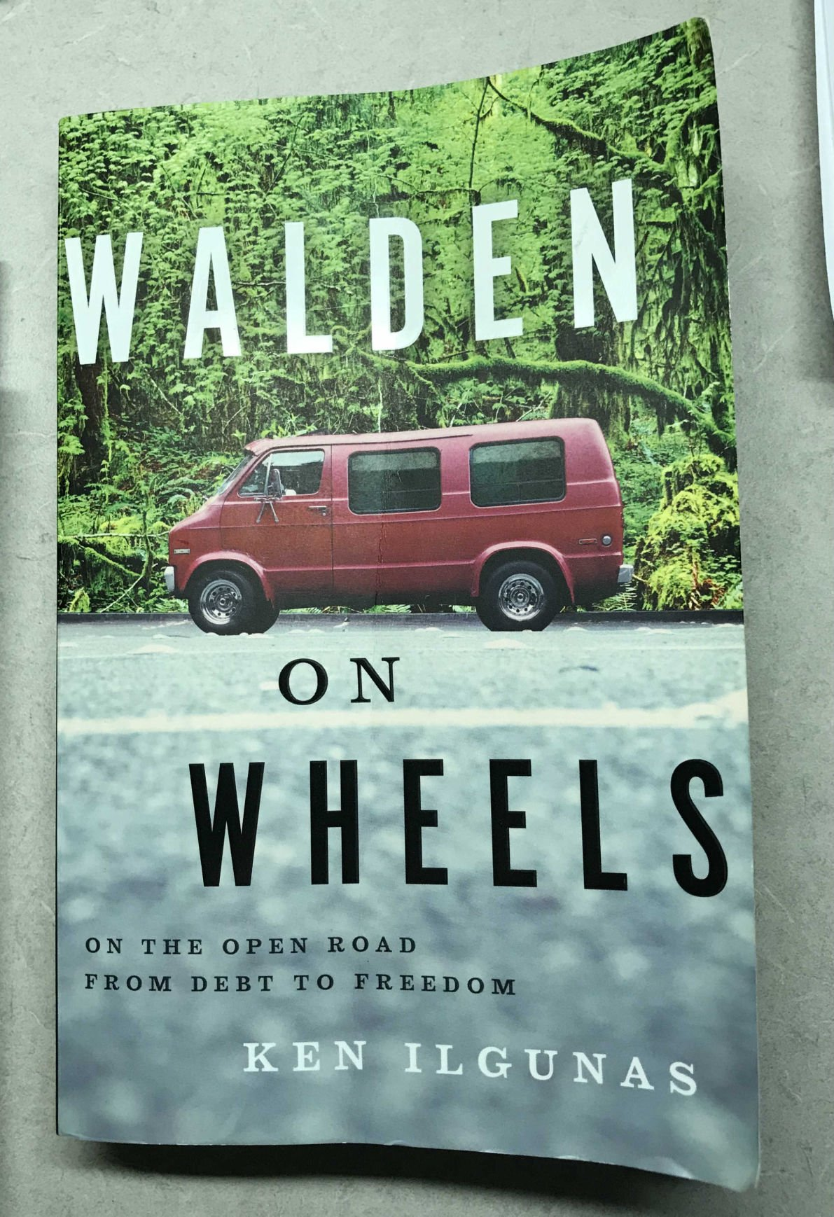 Walden On Wheels cover