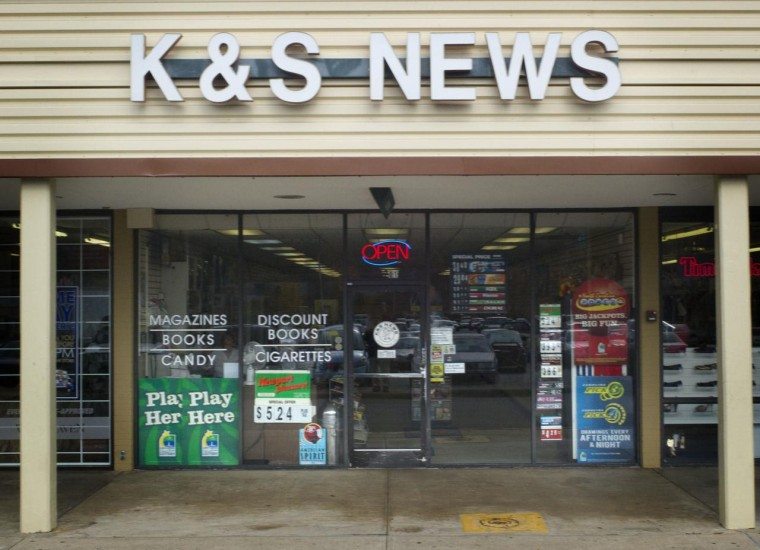 Local newsstand will close at the end of the year   Business