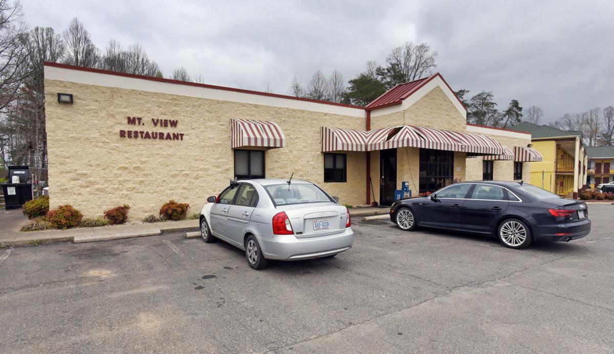 Mountain View restaurant