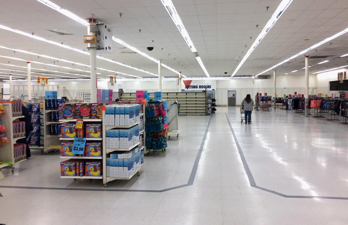 Clemmons K-Mart