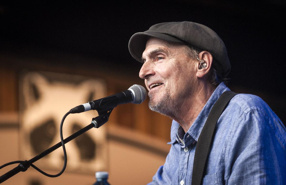 merlefest on his mind james taylor wows home crowd at. Black Bedroom Furniture Sets. Home Design Ideas