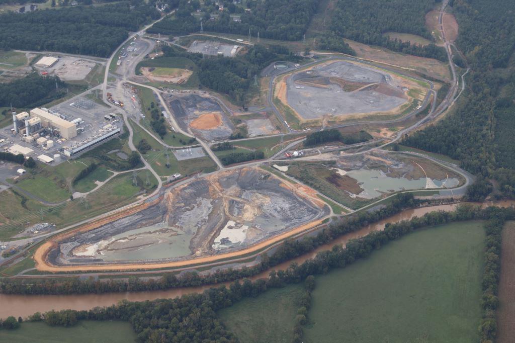 Dan River plant cleanup