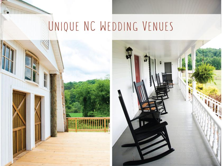 Unique Nc Venues Get Inspired Journalnow