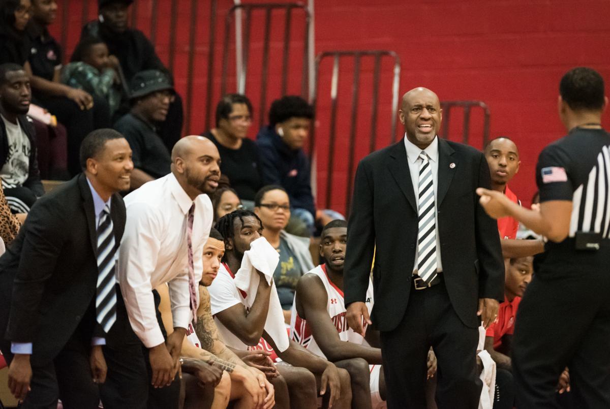 WSSU St Augustine Mens Basketball