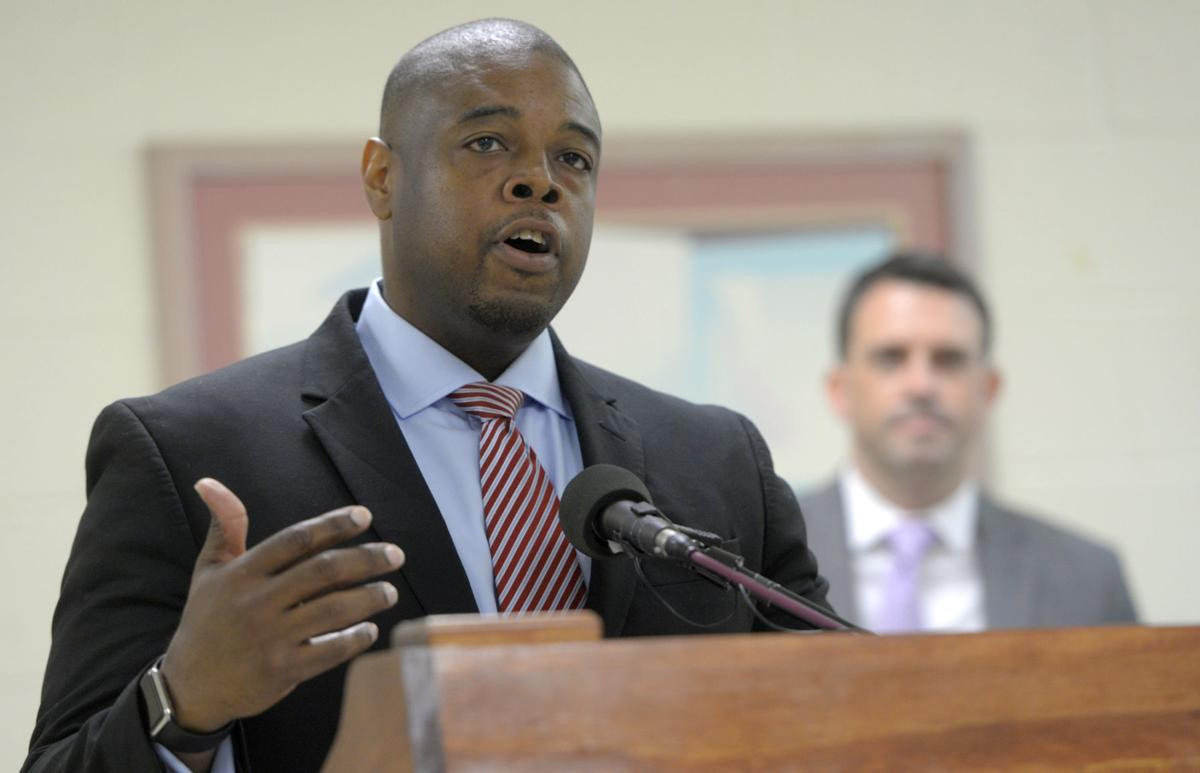 James Perry, Winston-Salem Urban League CEO