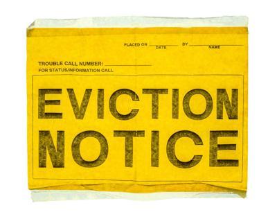 Eviction notice (copy)