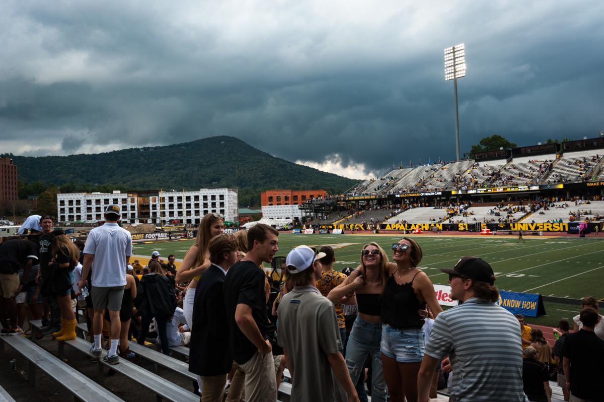 Appalachian State Coastal Carolina Football