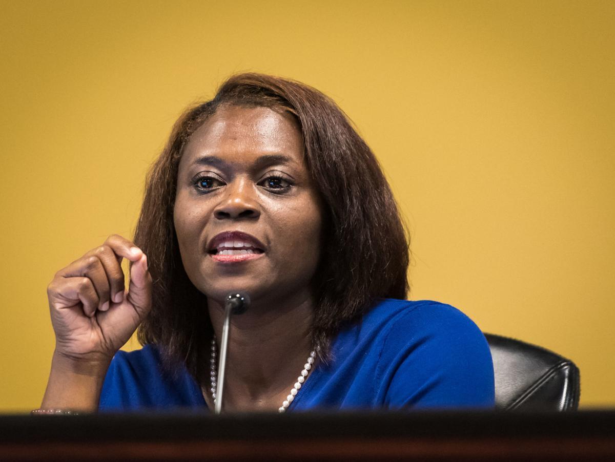 Malishai Woodbury, board chair WS/FC Board of Education