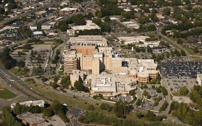 Forsyth Medical One Of Three Novant Hospitals Designated For Ebola