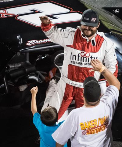 May 12 Bowman Gray Racing