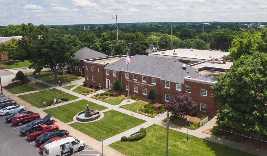 Carolina University campus