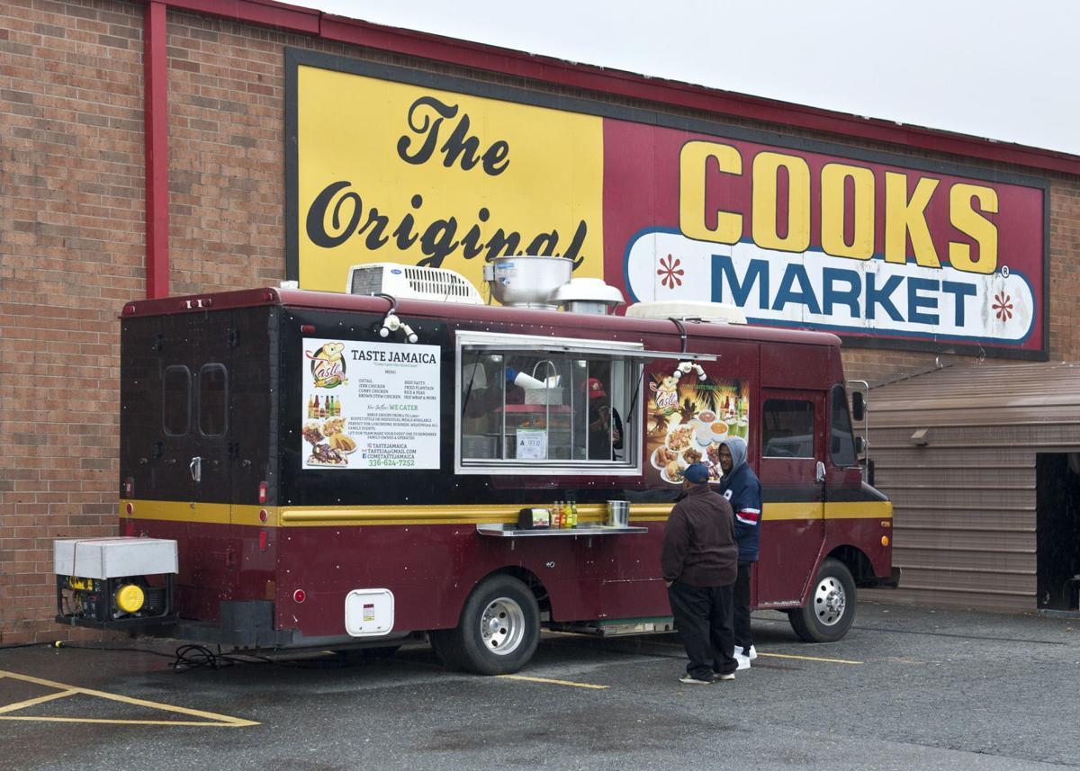 Taste Jamaica food truck is rolling in Winston-Salem