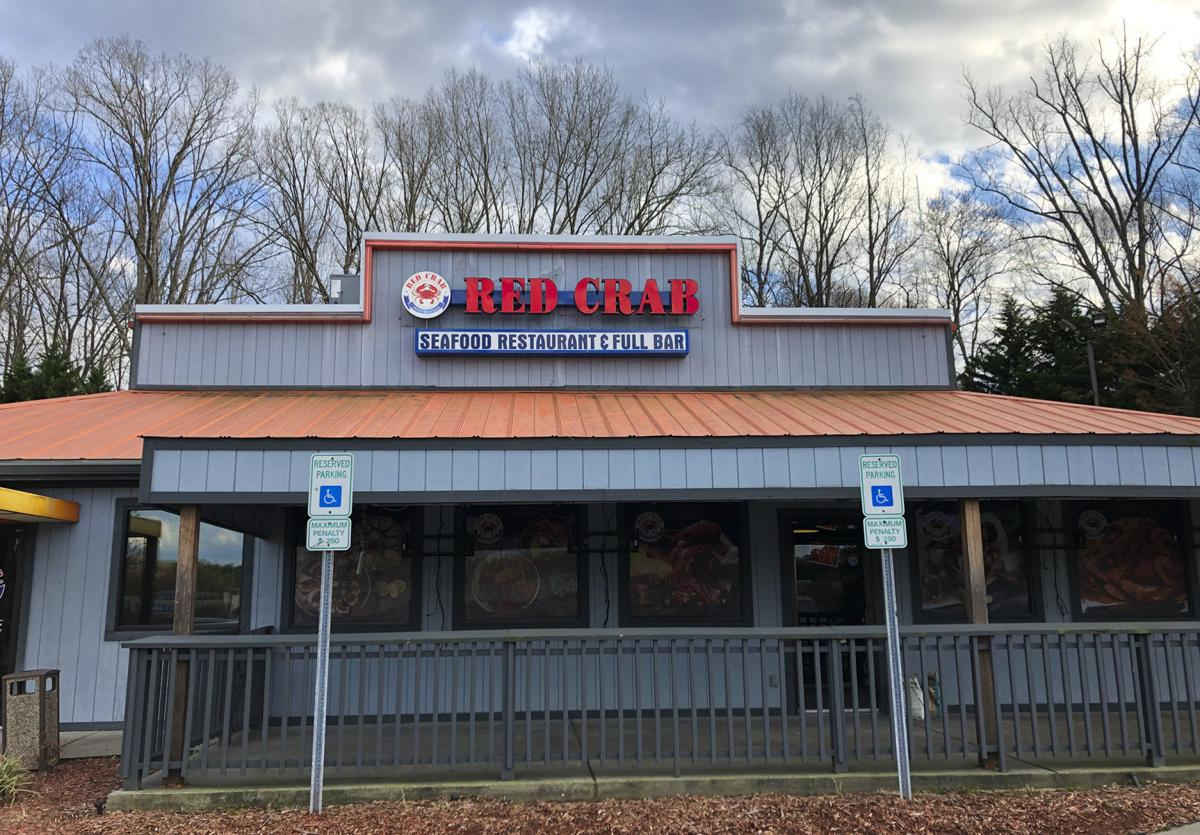 Red Crab Opens Off Hanes Mall Boulevard Dining