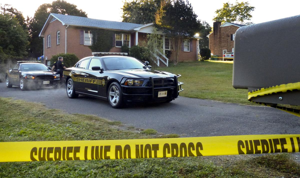Deputies at Clemmons house where bodies found