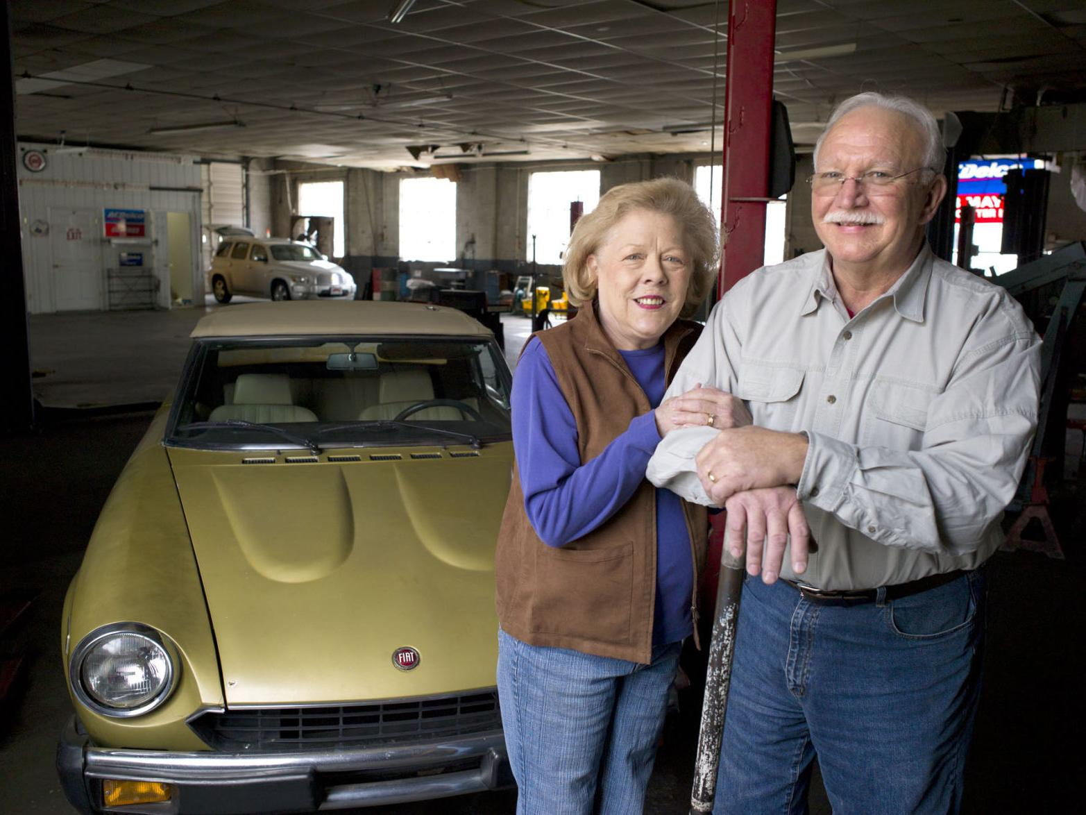 Sen. Richard Burr's sister, co-owner of former Bob May's Auto Servicenter in Winston-Salem dies