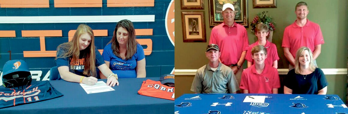 JUCO signees