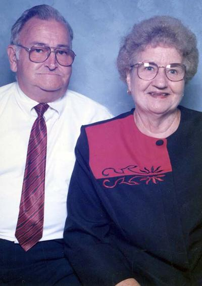 MR. AND MRS. LYDELE JOHNSON