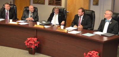 Wilkes County commissioners