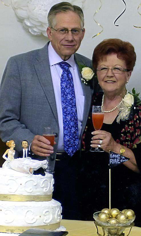 MR. AND MRS. BRADY MILLER