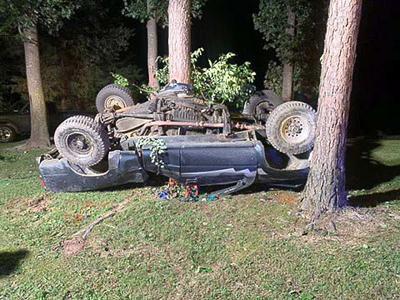 Traphill Road Fatality