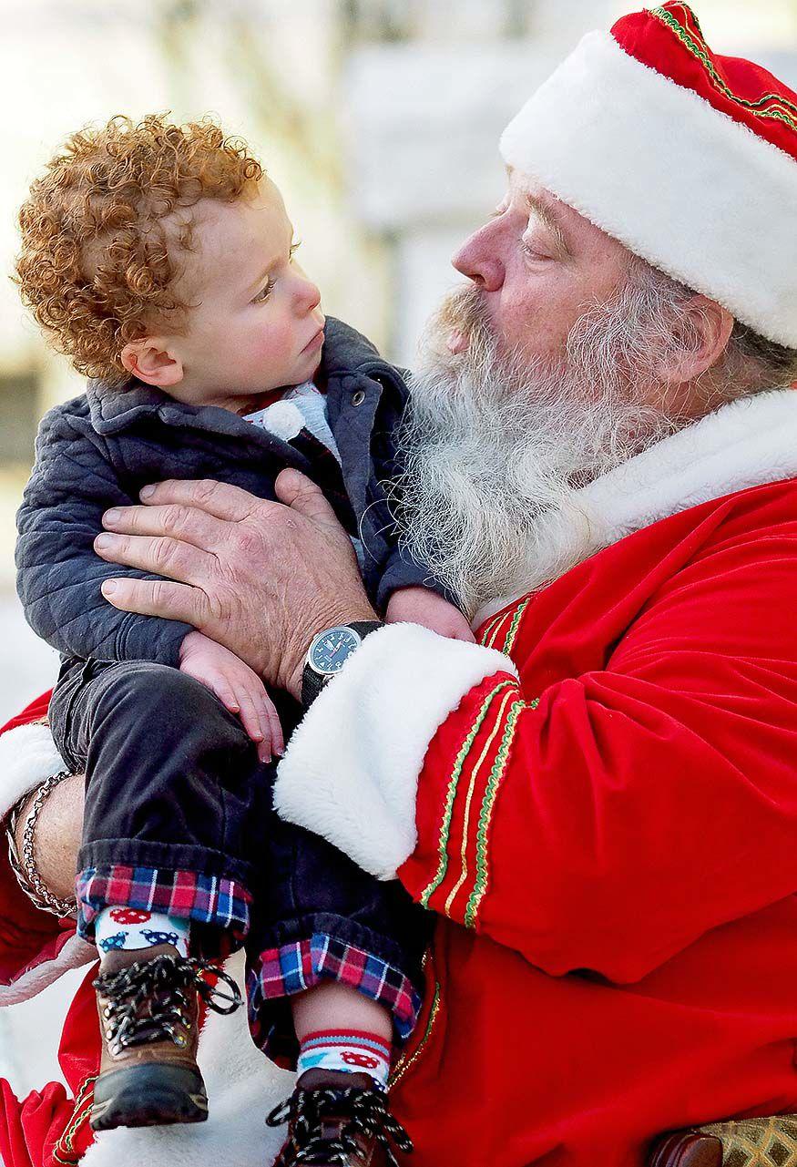 Sizing Up Santa
