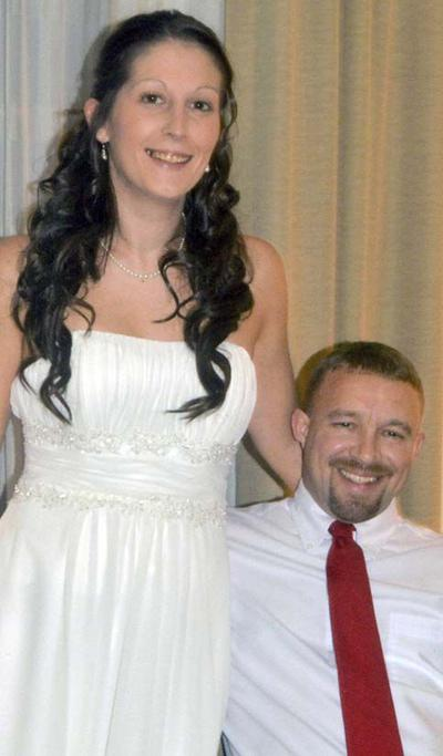 MR. AND MRS. RUSSELL WARD GAMBILL JR.