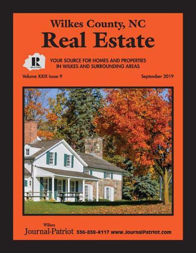 September 2019 Real Estate Book Cover