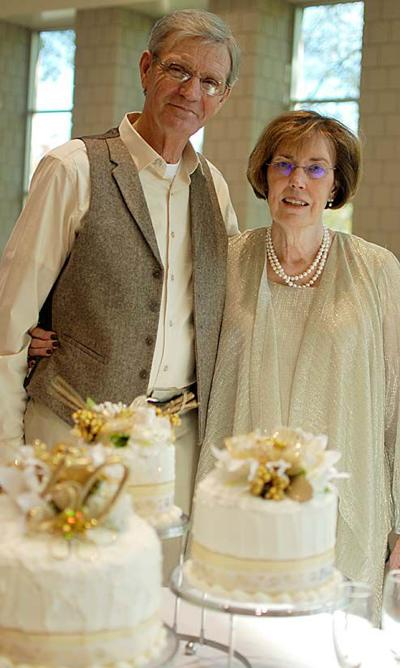 MR. AND MRS. BOBBY FAW