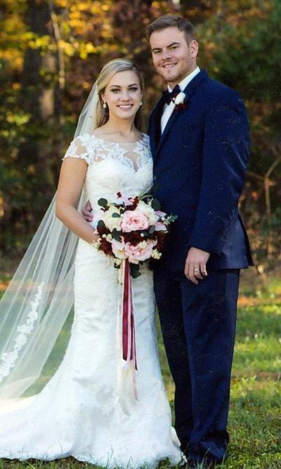 MR. AND MRS. LANCE KENT BYRD