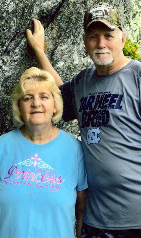 MR. AND MRS. WAYNE MARLEY