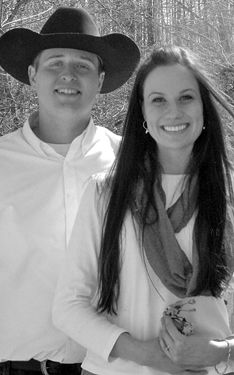 ISAAC MOORE AND BRITTANY HOSTETTER