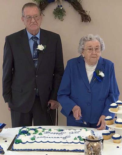 MR. AND MRS. RALPH HAYNES