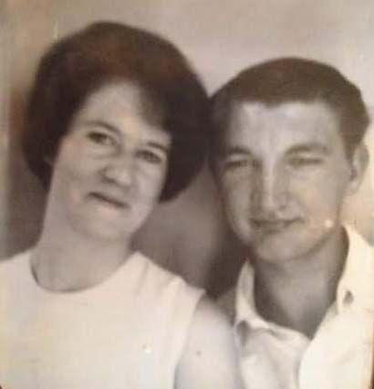 51 years ago......... JOE AND ALICE CLONCH