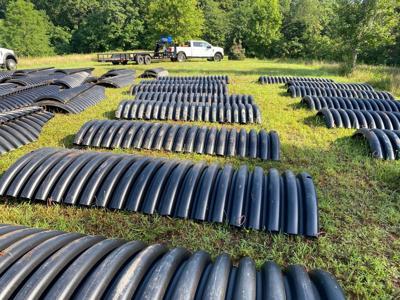 Shields for Duke Energy towers