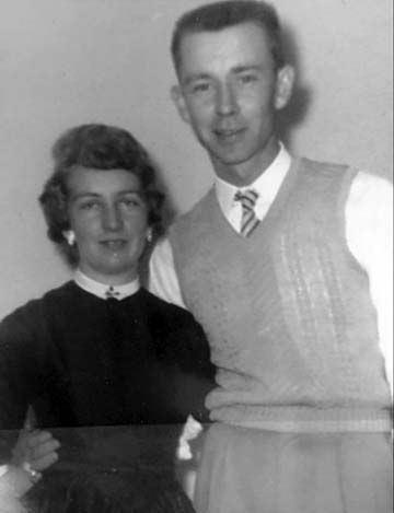 60 years ago...... JAMES AND HELEN LADD