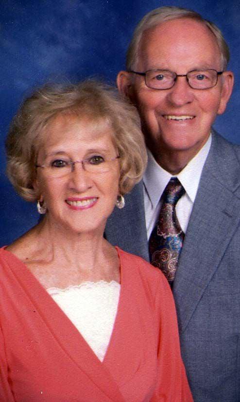 MR. AND MRS. DAVID D. DEARMAN