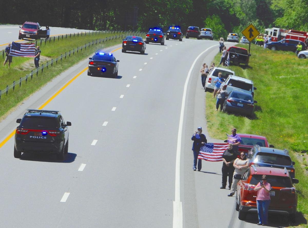 On U.S. 421 Bypass