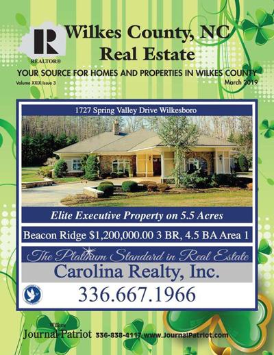 March Real Estate Book Cover