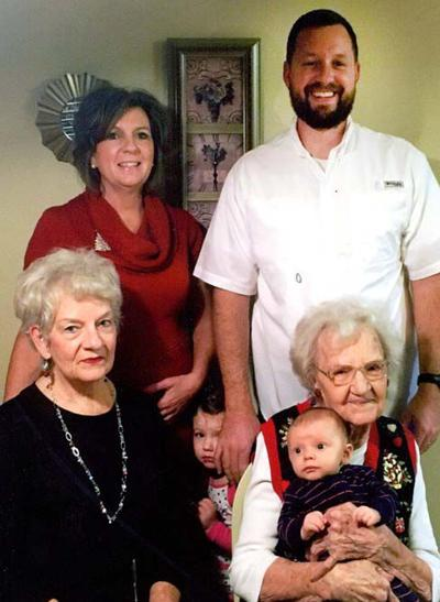 FIVE GENERATIONS OF THE SLOOP FAMILY