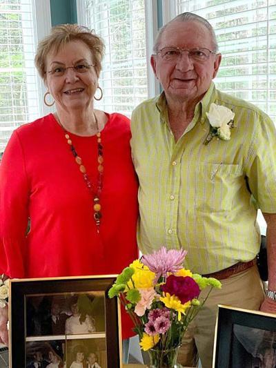 Mr. and Mrs. Wesley Alexander Nichols