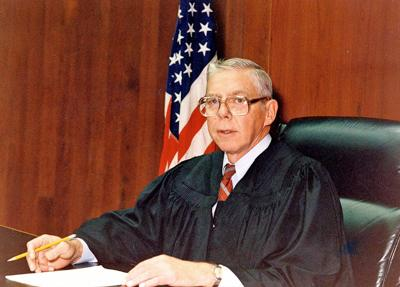Judge Julius Rousseau