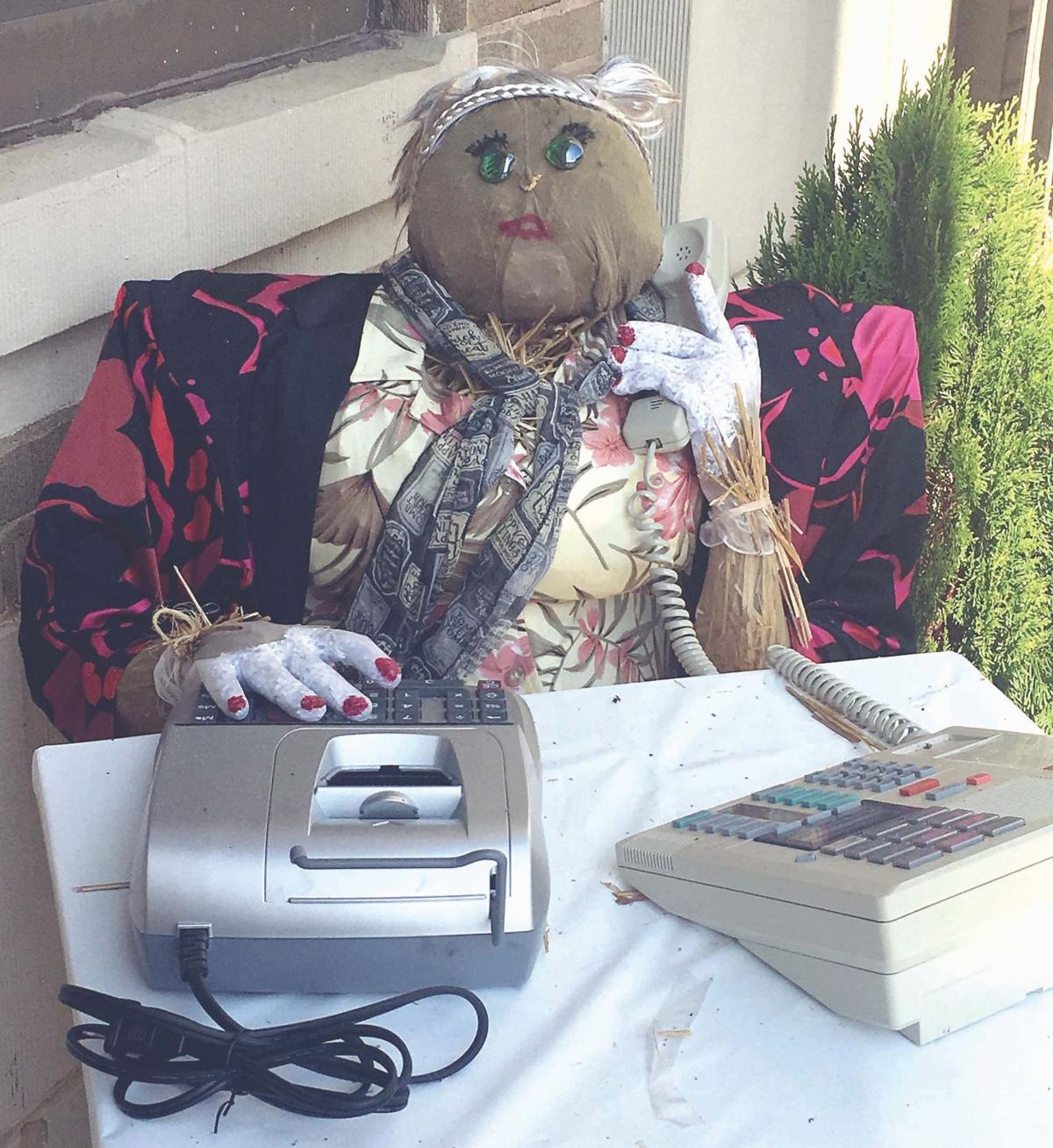 Halloween Wilkesboro Nc 2020 Halloween scarecrows are fundraiser to fight Alzheimer's | News