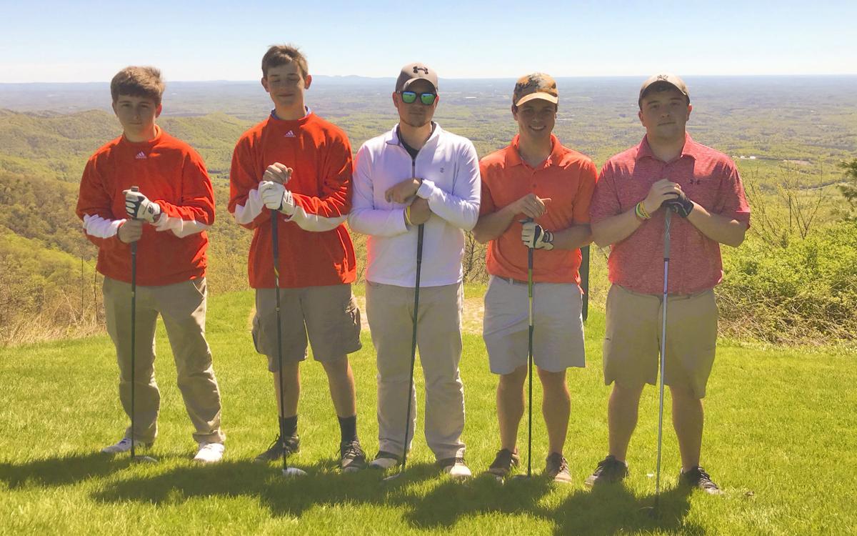 West Wilkes golf