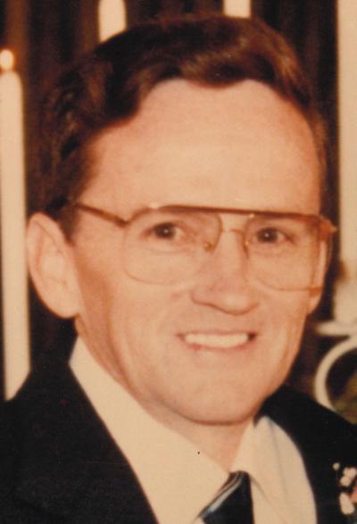 Thomas Phillip 'Buck' Lewis