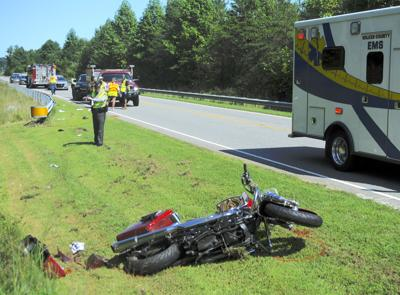 Fatality on N.C 18 South