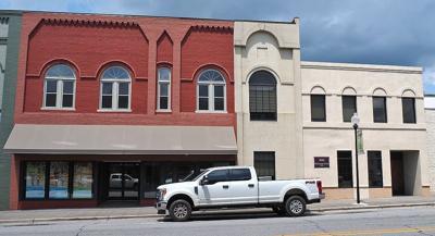 On Main Street, North Wilkesboro