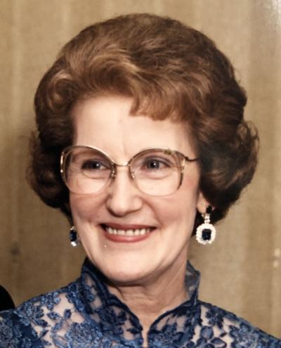 Kathleen Kleckley Rawl Page